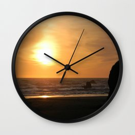 Last Day... Wall Clock