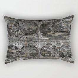 Historical Maps Rectangular Pillow