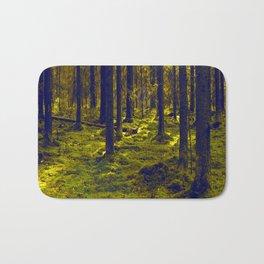 Green Forest #decor #society6 Bath Mat