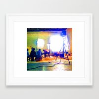 studio killers Framed Art Prints featuring Studio by Eric Isselee