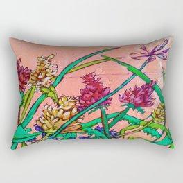 """Fetes Provençales"" Rectangular Pillow"