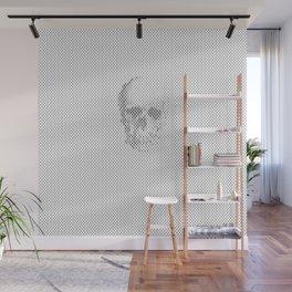 Hide Skull Wall Mural