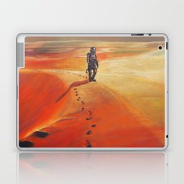 The Martian Mars walk inspired chalk drawing Laptop & iPad Skin