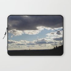View From Up Here Laptop Sleeve