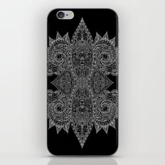 Don't be so Negative iPhone Skin