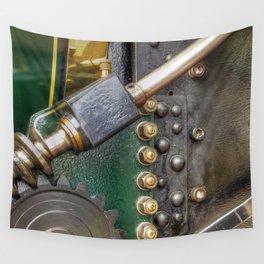 Screw Gear & Bolts Wall Tapestry