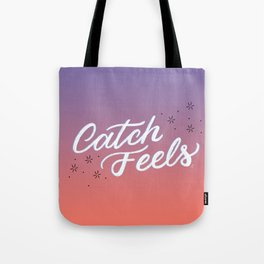 Catch Feels - Sunset Palette Tote Bag