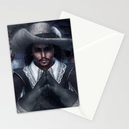 Musketeer Stationery Cards