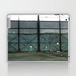 Empty Warehouse Laptop & iPad Skin