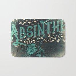 Deadly Absinthe Bath Mat