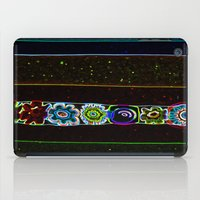 starry night iPad Cases featuring Starry Starry Night by Lior Blum