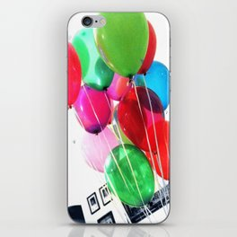 Balloons~ iPhone Skin