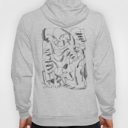 Out of the Shadows Hoody