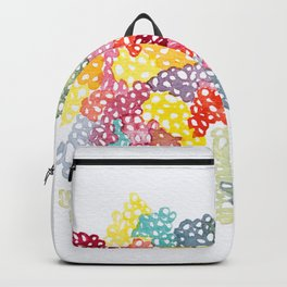 Coloured Bubbles Backpack