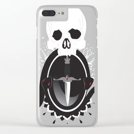 Vengeance Clear iPhone Case
