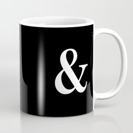 Ampersand: Escrow Condensed Coffee Mug