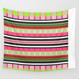 Stripe 6 Wall Tapestry