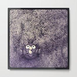 An animal.  Metal Print