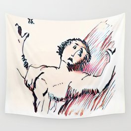 Los Caprichos ~ 75 ~ Unleash Us Wall Tapestry