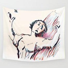 Los Caprichos ~ 75 ~ Unleash Us Wall Tapestry