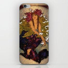 Angel Of Peace iPhone Skin