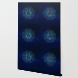 Cosmic Mandala Wallpaper