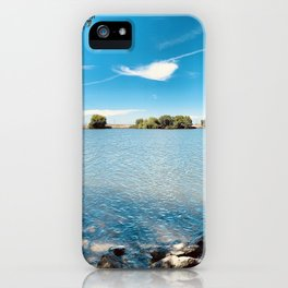 The Fishing Hole iPhone Case