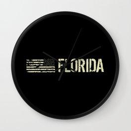 Black Flag: Florida Wall Clock