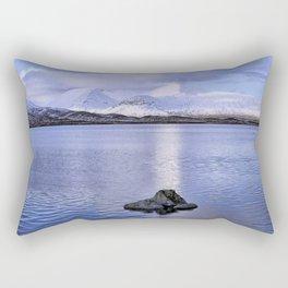 Oread on Rannoch Moor Rectangular Pillow