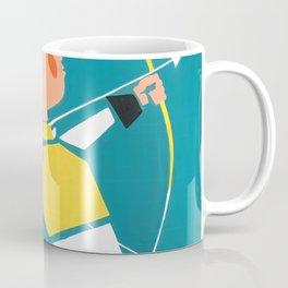 Naadam archery Coffee Mug