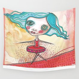 Tiny Dancer Wall Tapestry
