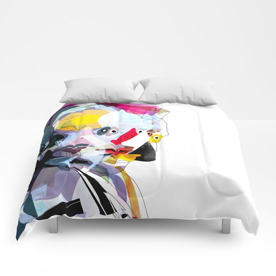 Travis02 Comforters