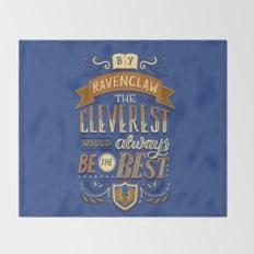 Cleverest Throw Blanket