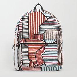 Bridget Riley Backpack
