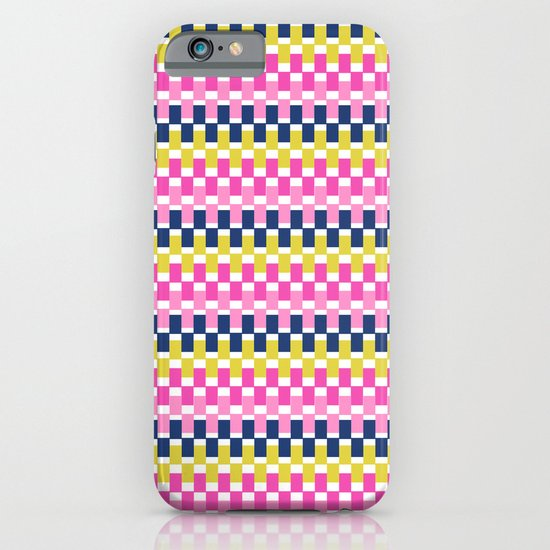COLOURFUL BLOCKS iPhone & iPod Case