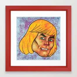 Hemen Framed Art Print