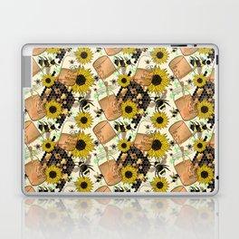 Sweet Honey Bees Laptop & iPad Skin
