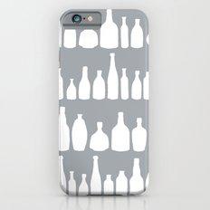Bottles Grey iPhone 6s Slim Case