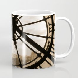 Parisian time Coffee Mug