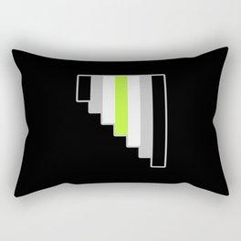 Agender Rectangular Pillow