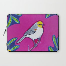 Vivacious Verdin Laptop Sleeve
