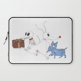 3 Dead Dogs Laptop Sleeve