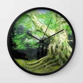 Baumhaus Wall Clock