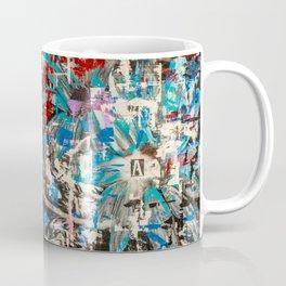 Life through adversity - the flowers of life  Coffee Mug