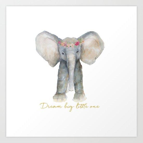 Dream big little one by craftberrybush