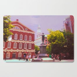 Faneuil Hall Cutting Board