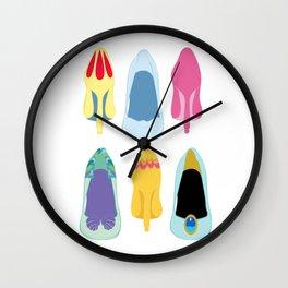 Fairy tale Princess #2 Wall Clock