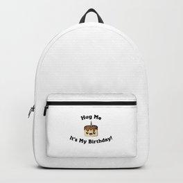 Birthday Hugs (Vanilla Cake) Backpack