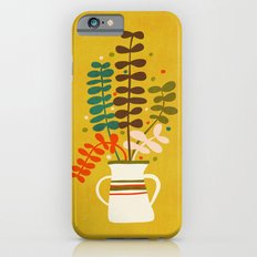 Potted Leaves iPhone 6s Slim Case