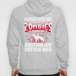 Save My Australian Cattle Dog Halloween Funny Gift Shirt Hoody